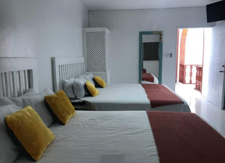 Hotel El Faro, Habitación Doble