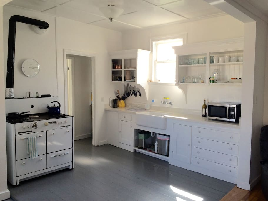 Access to kitchen to cook your own meals if desired