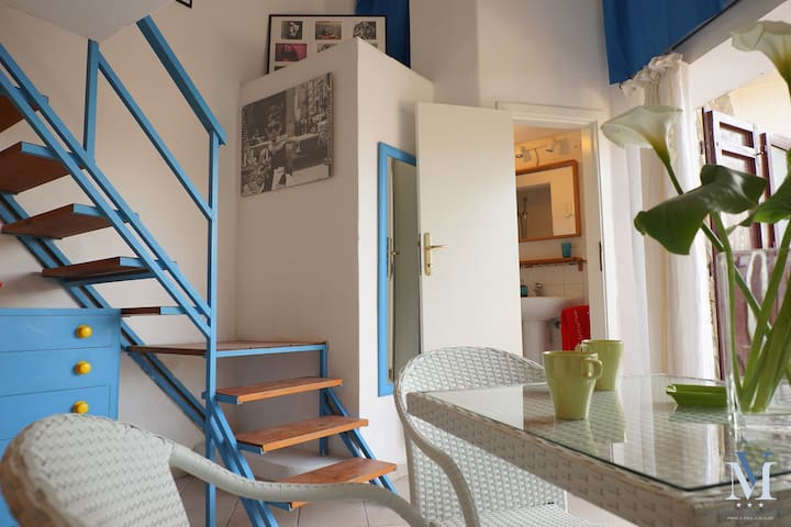 PROMOZIONE MAGGIO - Villa Manzoni Apt. Allume - Campese - Apartemen