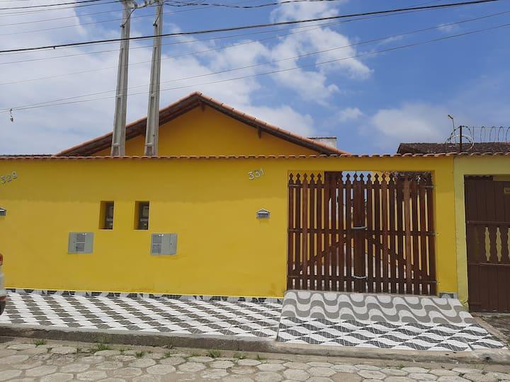 Casa nova em Mongaguá