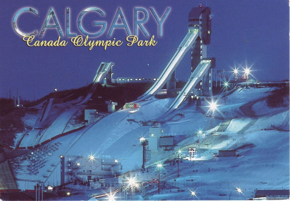Canada Olympic Park - home of the 1988 Olympics hosts special events, skiing, snowboarding, skating, hockey, ski jumping, sliding sports and many major sporting events. World Class sports and activities just 10 minutes away