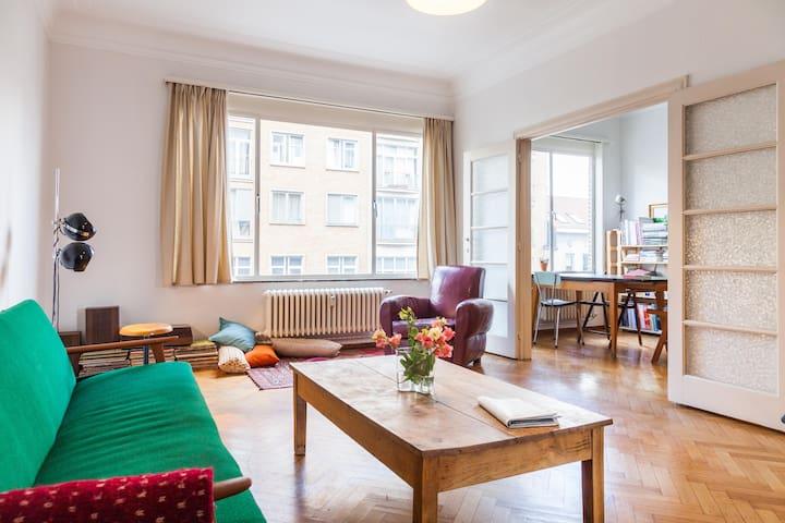 Entire apartment - Madou Area - Saint-Josse-ten-Noode - 아파트