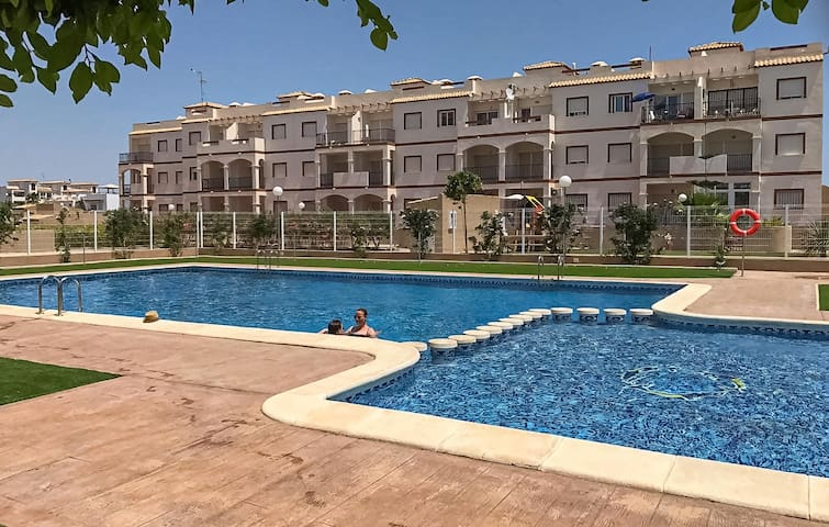 Holiday apartment with 2 bedrooms on 77m² in Orihuela