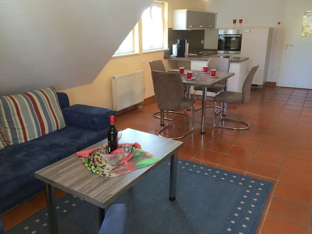 Ferienwohnung/App. für 4 Gäste mit 54m² in Dranske - Bakenberg (47247)