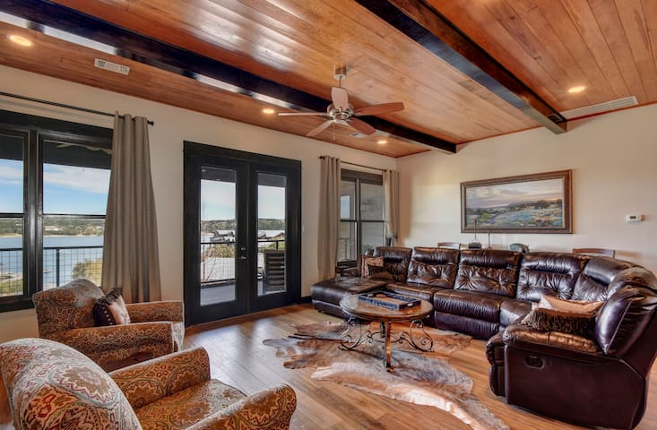 Amenities Grace Lake Travis Villa - Spicewood - Casa