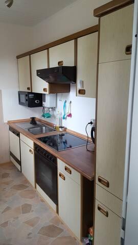 45qm Wohnung im Zentrum von Paderborn