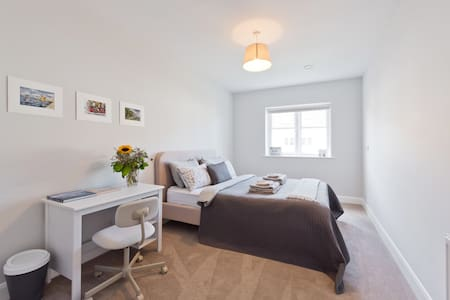 Brand new room 15 min from the sea