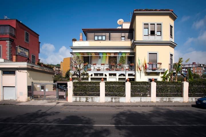 Villa Medici Residence Nisida