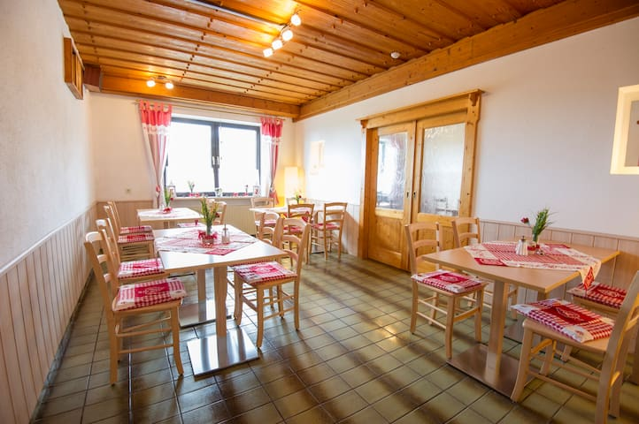 Gemütliche Ferienwohnung für 4 Personen  Bodenmais - Bodenmais - Selveierleilighet