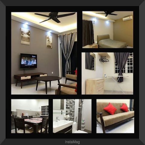 Lovely2stay - Malacca - House