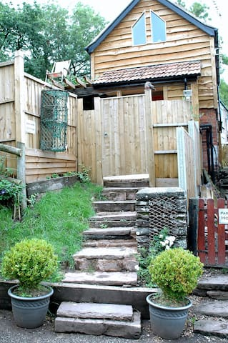 Orchard Hillside Cottage & Jacuzzi - Gloucestershire - Hus