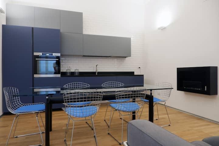 Confortevole appartamento al centro di Taranto