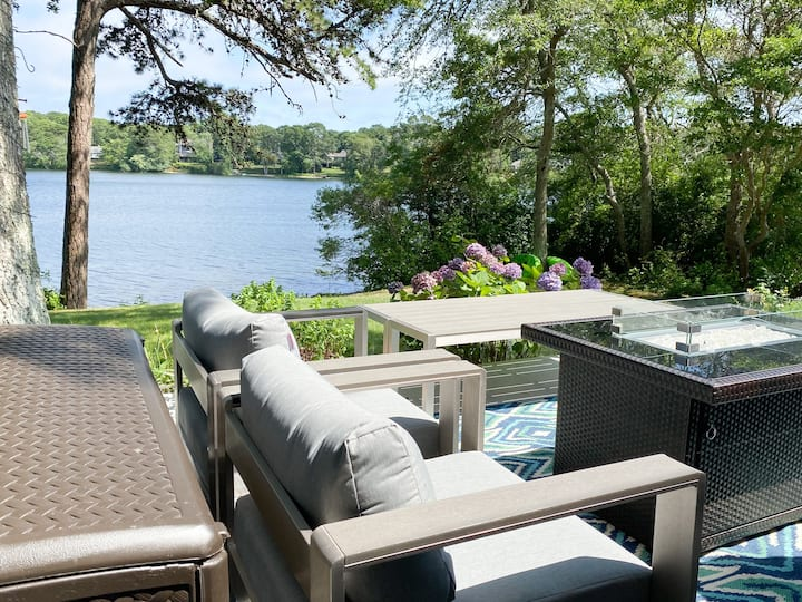 NEW LISTING*Waterfront*Sunrise*Kayaks*Fire Pit