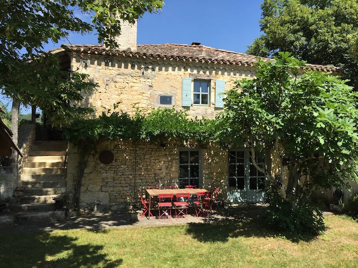 Maison de famille Quercynoise