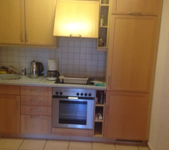 Beautiful Apartment for your vacation in Kötzting - Bad Kötzting - Daire