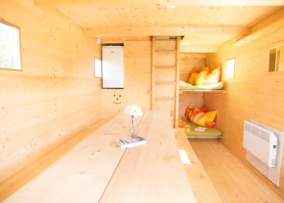10 Personen Hütte