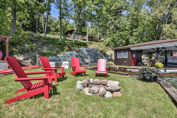 Birch Lodge on Canandaigua Lake