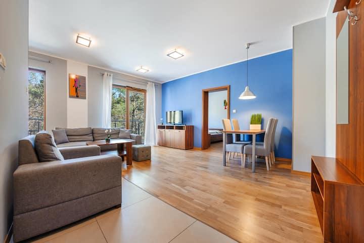 Cztery Pory Roku Apartament 18 dla 4 osób