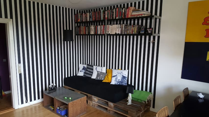 Cousy flat with room for Kids - Glostrup - Apartment