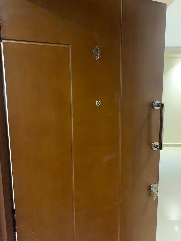Modern one bedroom across Nasr City