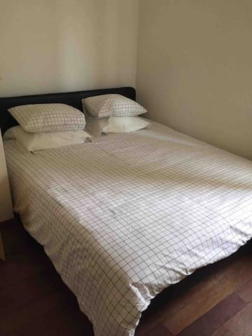 Small double room second floor