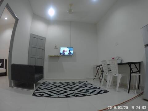 H2 - Two Bedroom Homestay at Taman Promenade