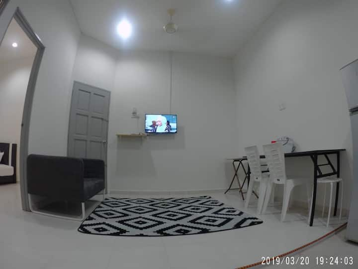 H2 - Two Bedroom Homestay at Taman Promenade