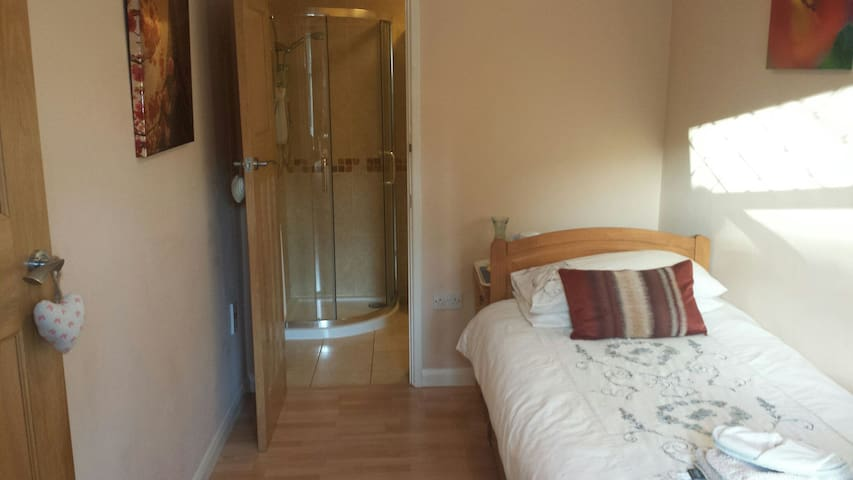Single Ensuite with pull out bed - Canterbury - Huis