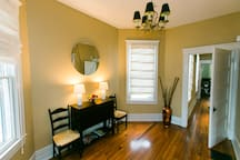 Entry alcove in your Louisville home!