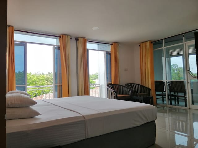 Deluxe Family Room by Mars Hotel Tangalle