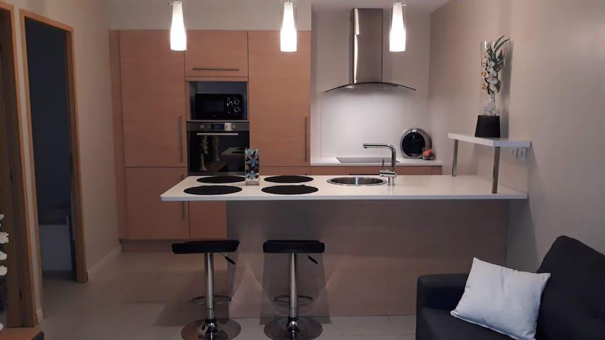 Appartement de ville cozy dans les albères