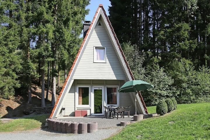 Uniek vakantiehuis in het Hochsauerland met rustige ligging
