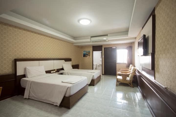 Khon Kaen Ruenrom Hotel - 3rd Fl TWIN ben