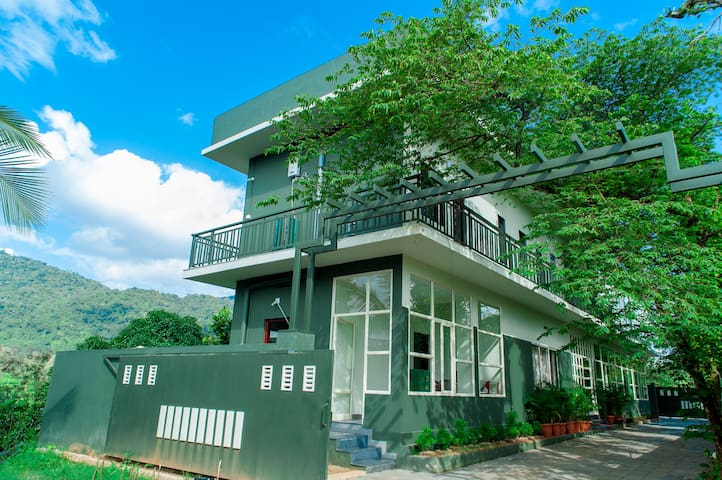 Green Peace Holdiay Home - Kalpetta
