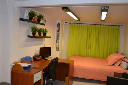 Cute apartment at the center - Leilighet