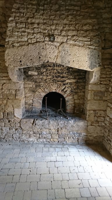 Our bread oven
