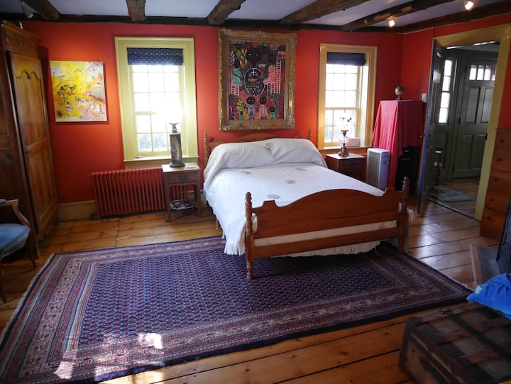 Private Suite in Historic Home