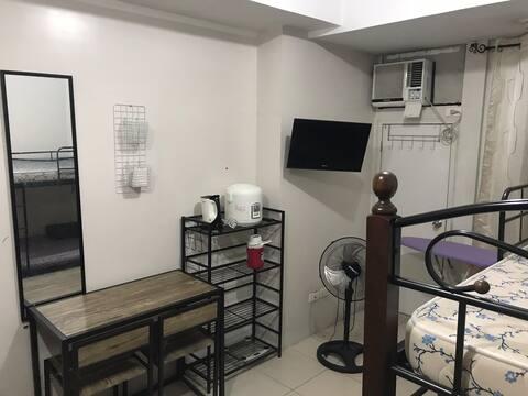 Cozy Studio room, University Tower 2