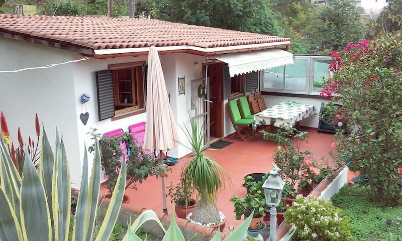 Rural little House in Peaceful Ambiente - Icod de los Vinos - Casa de campo