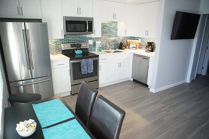 Luxury 1 bedroom #7 - 167 ft to Mission Beach