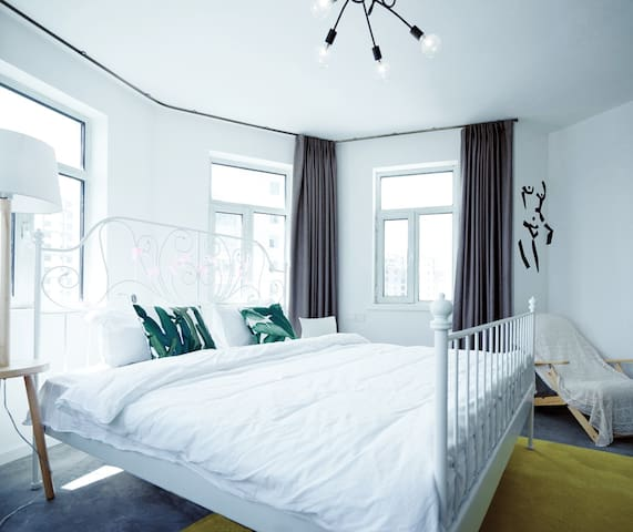 青红—shenxian house - Xining Shi - Apartment