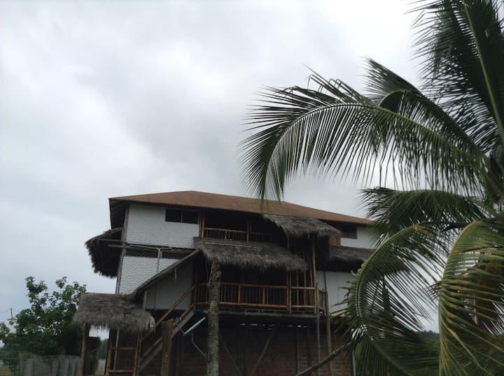 Ecolodge Majahua @Portete Beach