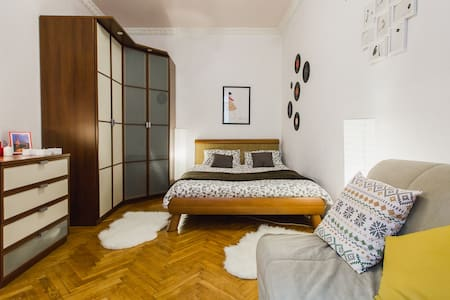 COSY Apart just steps from KREMLIN - Moskva - Apartment