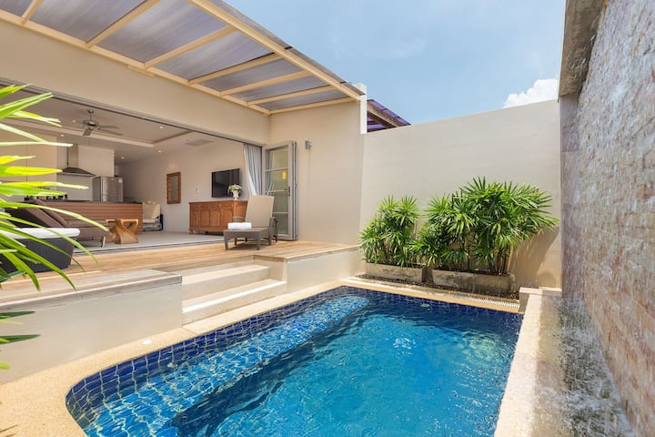 Residence Resort Villa w private pool @ BangTao