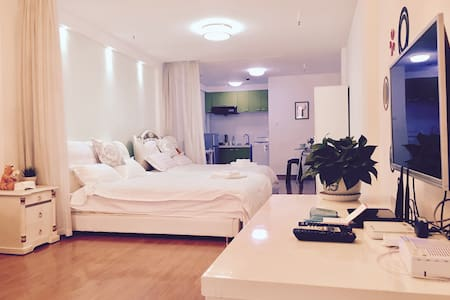 南京南站步行5分钟地铁上舒适公寓 有停车位 - Nanjing - Serviced apartment