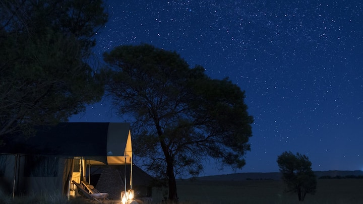 Sibani Glamping - Small luxury tents