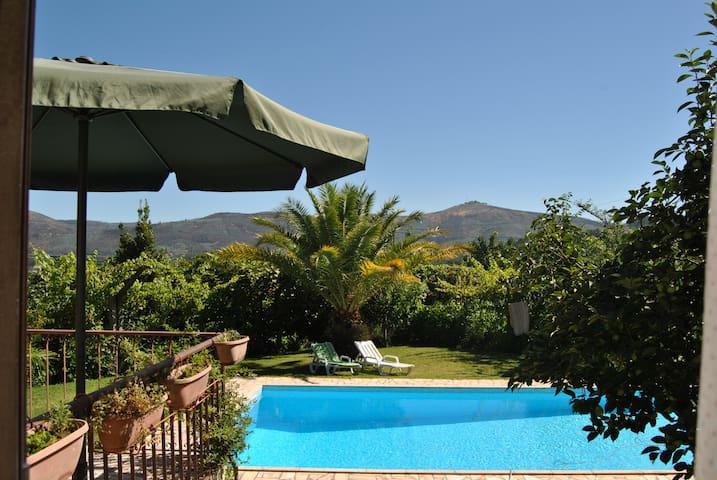 Casa do Verde Canto  La Michaudière- Figuereido,