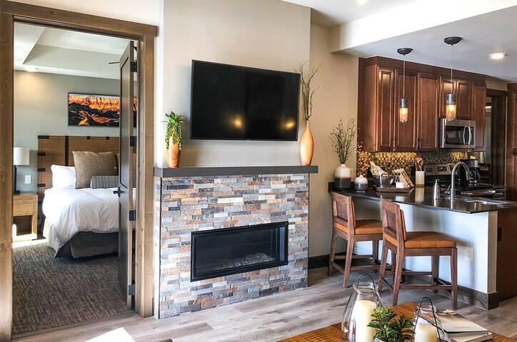 Breckenridge - Luxury One-Bedroom Villa