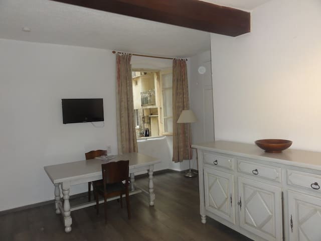 Appartement de caractère dans le Bastia génois