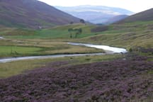 Glenshee is the largest snow sport resort in Scotland just north of the village